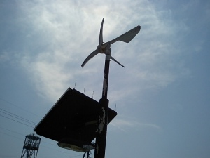 風力&ソーラー発電