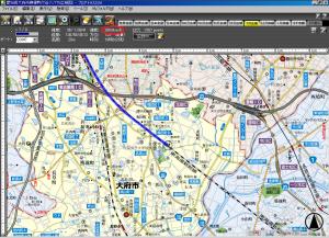 新幹線が270Km/hで走行